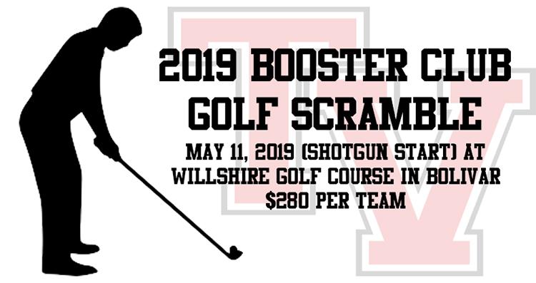 Booster Club Golf Scramble