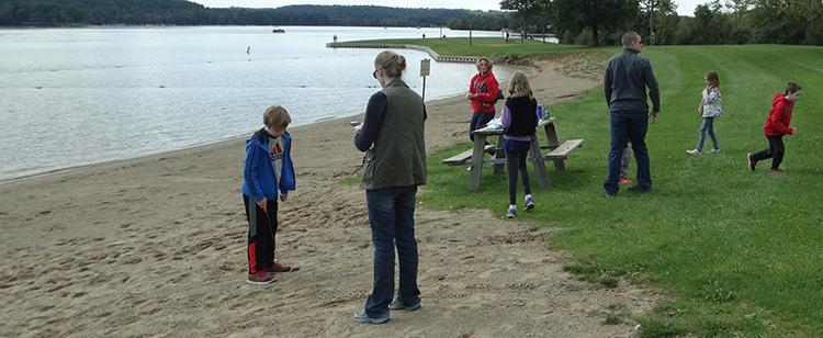 Family Fun Day at Atwood Lake