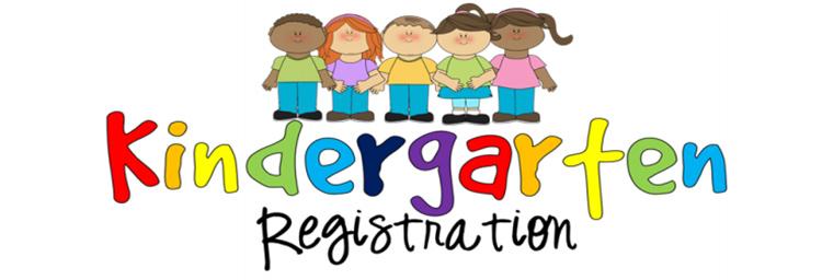 Kindergarten Registration Logo