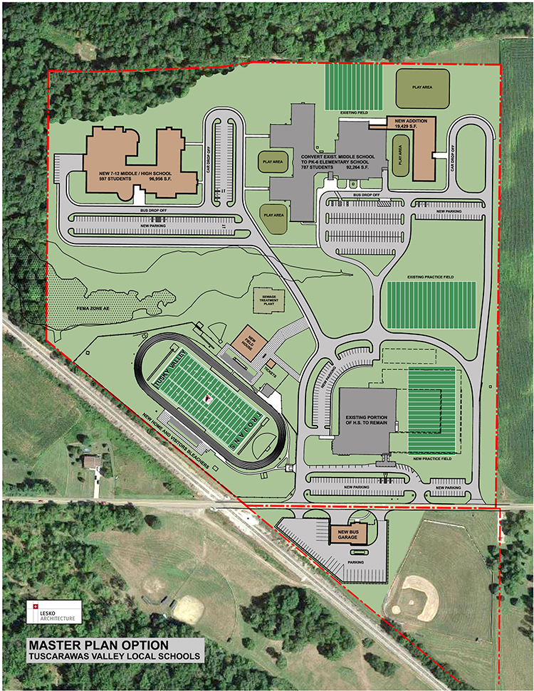 TVLS Master Facilities Plan