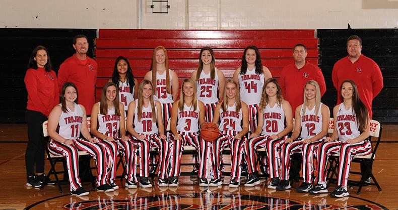 Girls' Varstiy Basketball