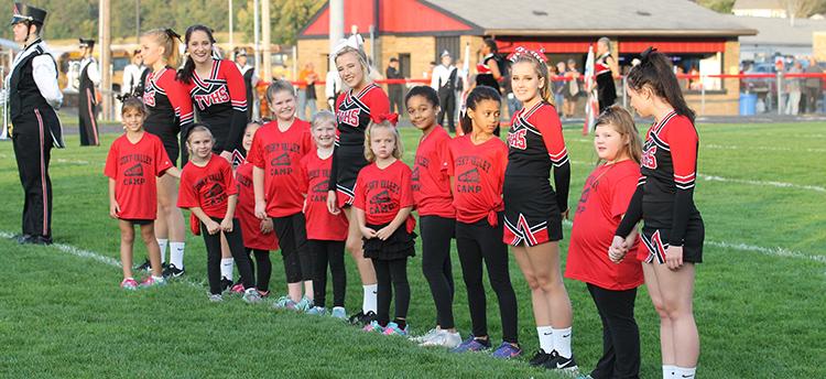 Youth Cheerleaders