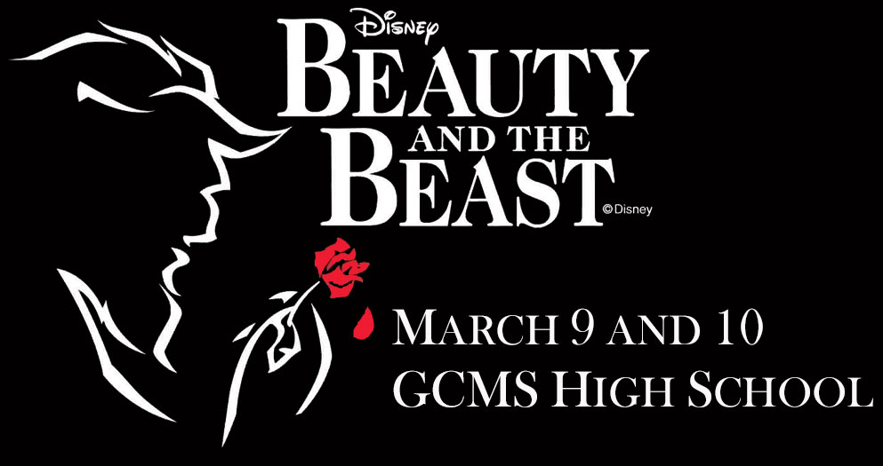 Beauty and the beast banner