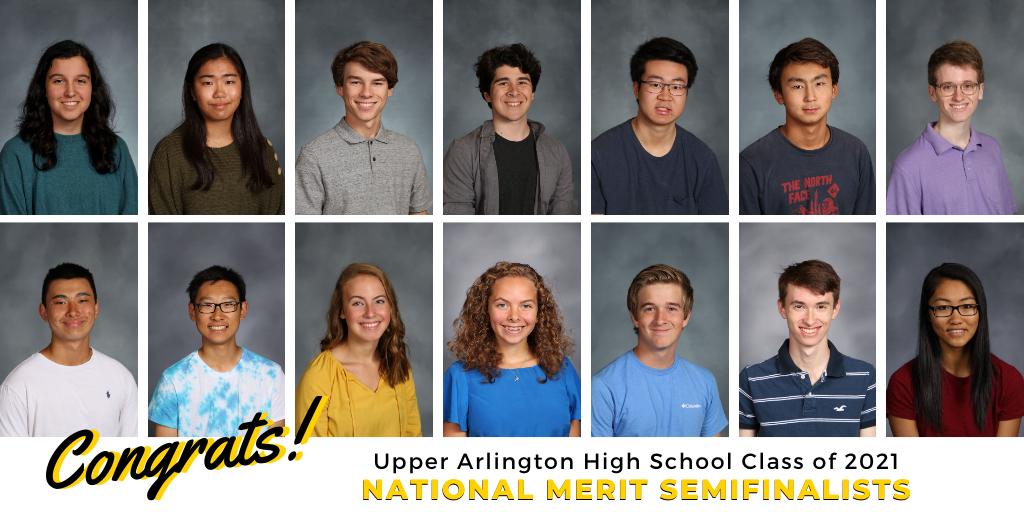 Images of Upper Arlington School Calendar 2021