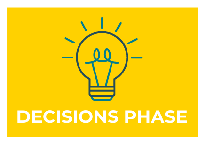 Decisions Phase logo