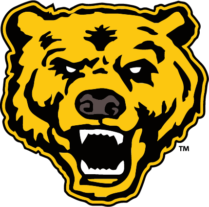 Golden Bear Head logo
