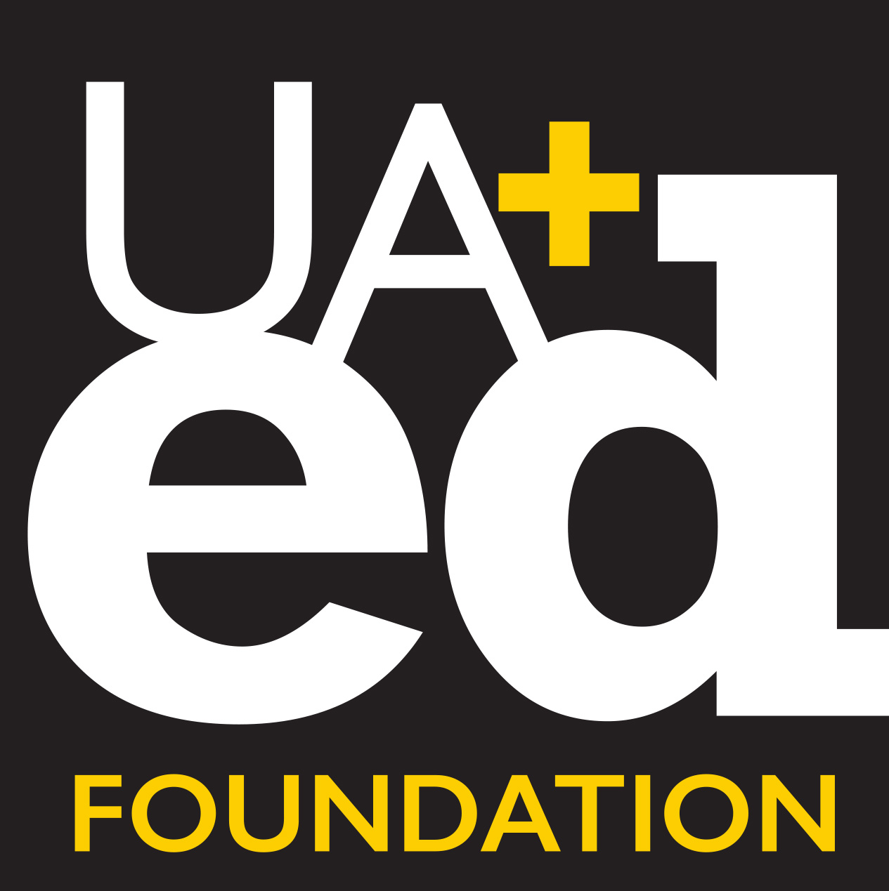 UA+ed Foundation logo