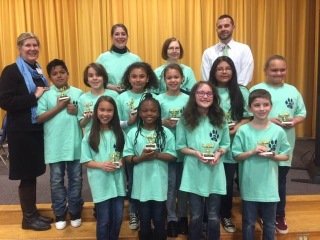 2019 DLL Battle of the Books Team