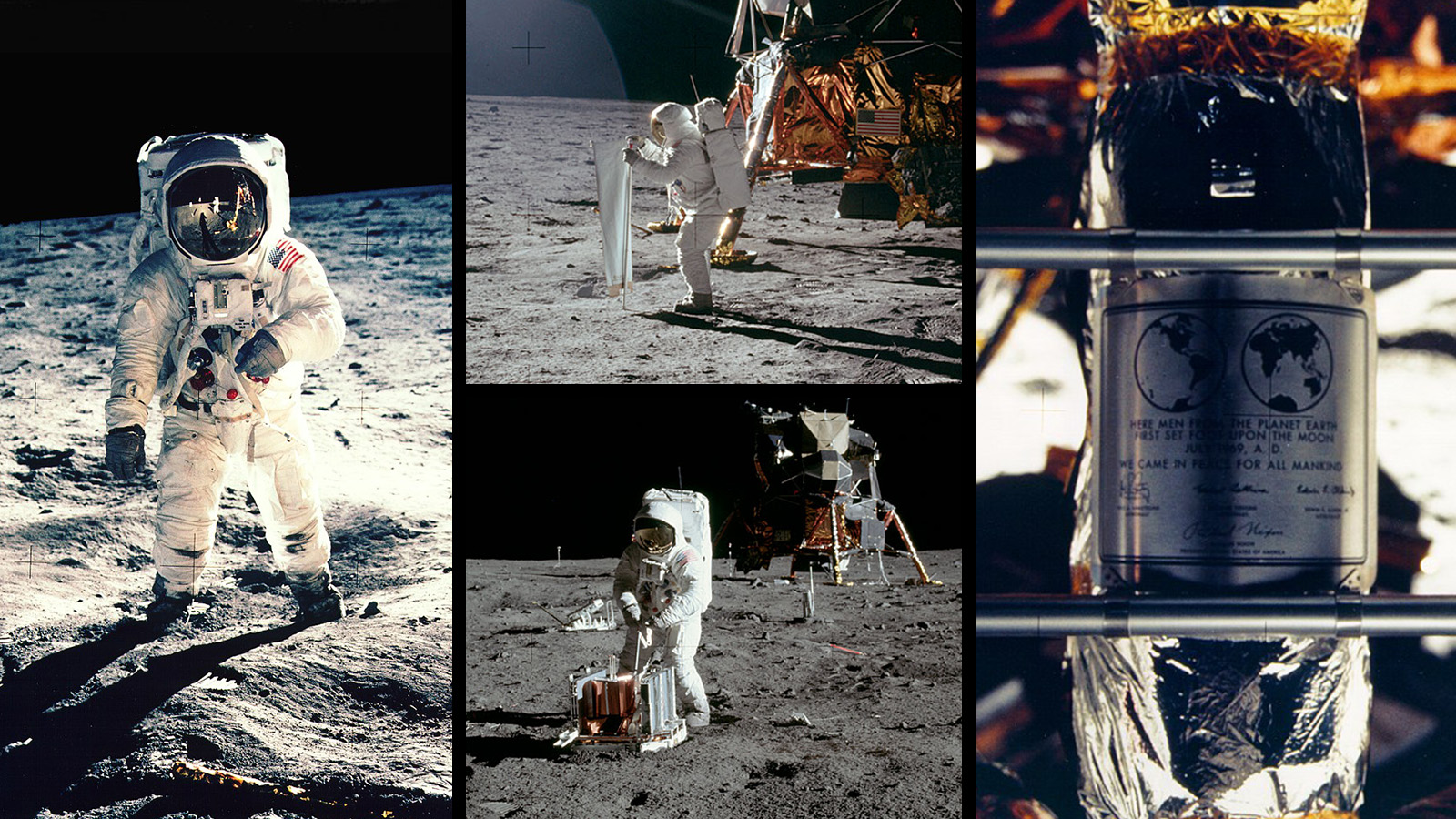 Apollo 11 Collage