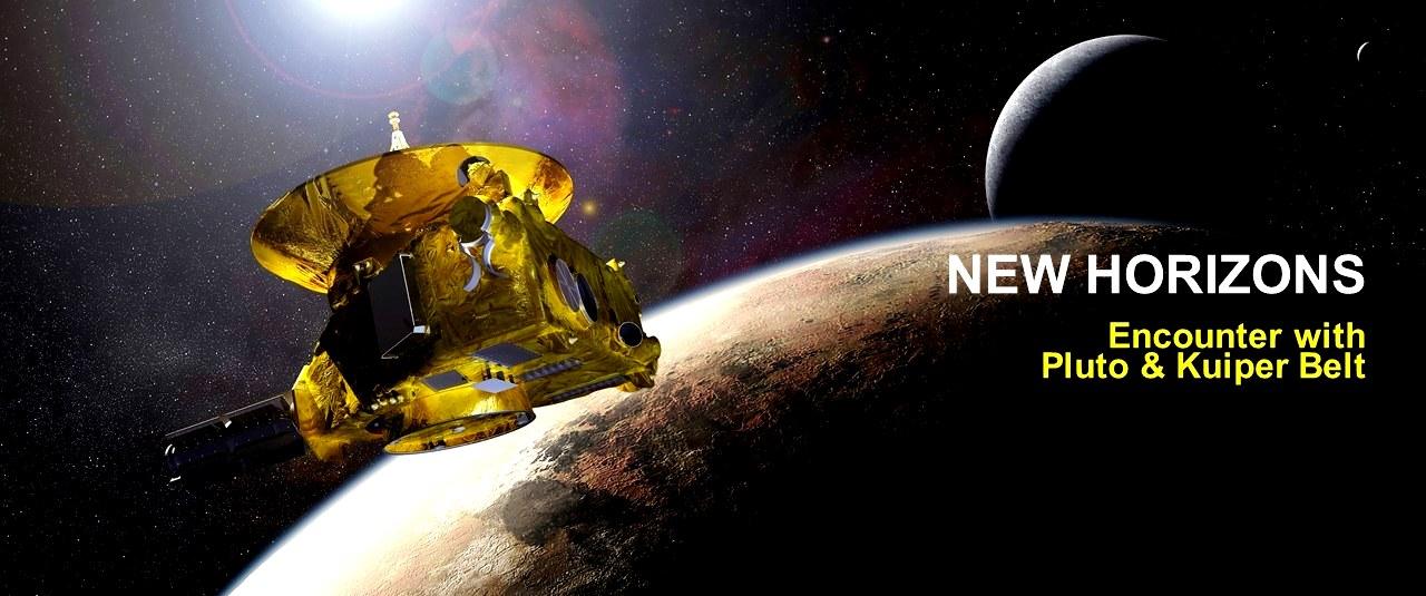New Horizons Photo